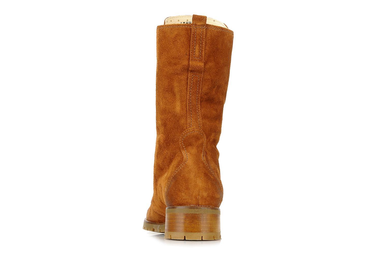 Bottines et boots Pare Gabia Tuilia Marron vue droite