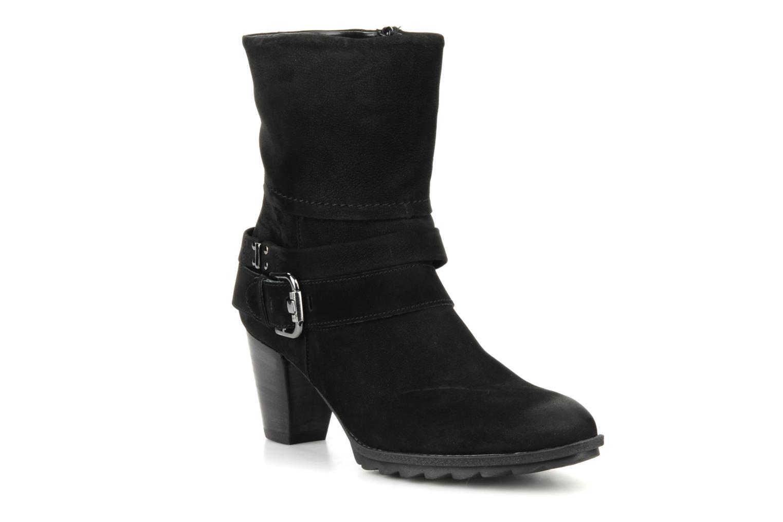 Boots en enkellaarsjes Ara Grest Zwart detail