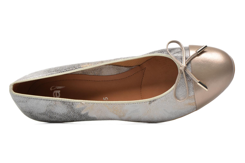 Ballerina's Ara Bari Goud en brons links