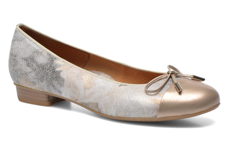 Ballerina's Ara Bari Goud en brons detail