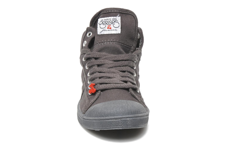 Sneakers Le temps des cerises LC Basic 03 Grijs model