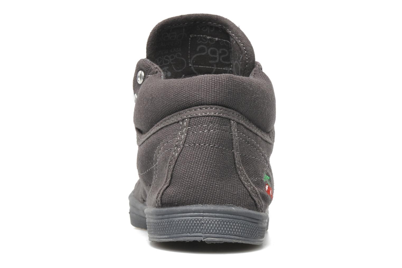 Sneakers Le temps des cerises LC Basic 03 Grijs rechts