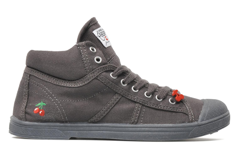 Sneakers Le temps des cerises LC Basic 03 Grijs achterkant