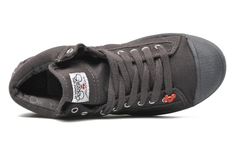 Sneakers Le temps des cerises LC Basic 03 Grijs links
