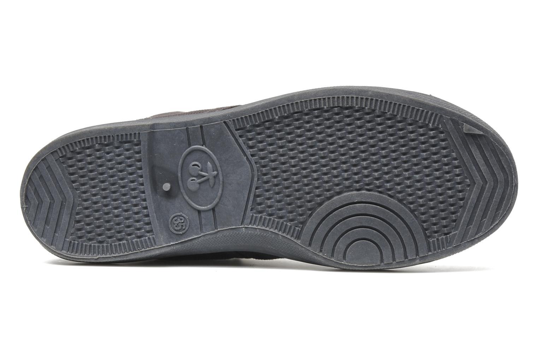 Sneakers Le temps des cerises LC Basic 03 Grijs boven