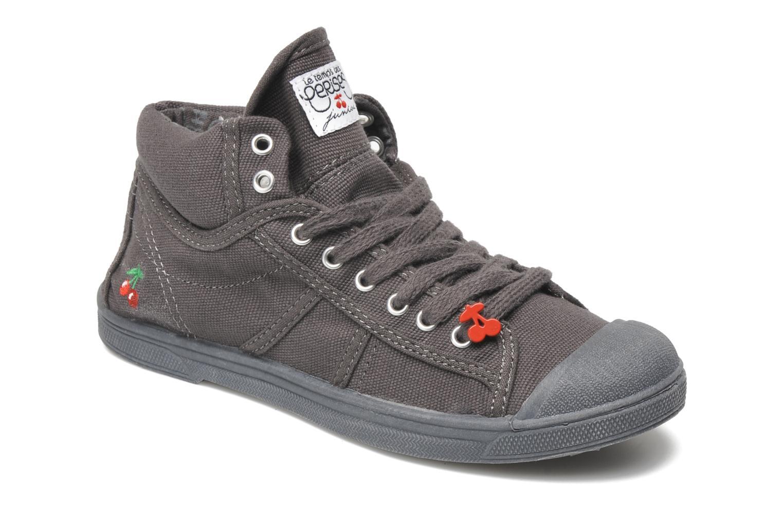 Sneakers Le temps des cerises LC Basic 03 Grijs detail