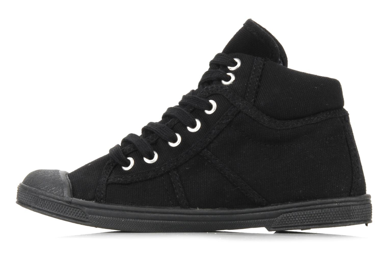 Sneakers Le temps des cerises LC Basic 03 Zwart voorkant