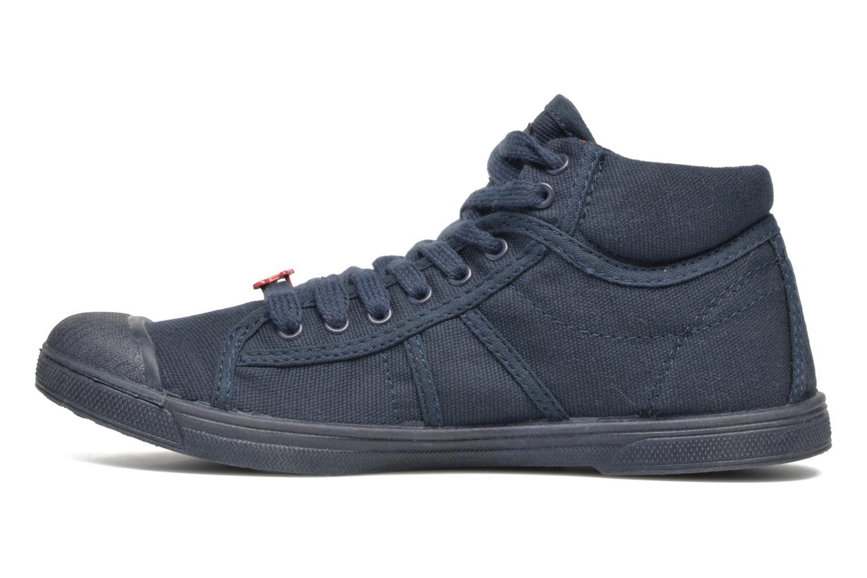 Sneakers Le temps des cerises LC Basic 03 Azzurro immagine frontale