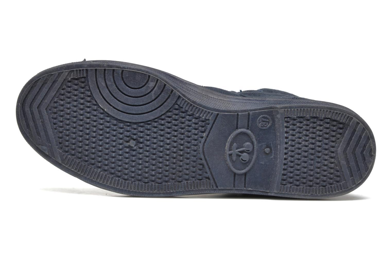 Sneakers Le temps des cerises LC Basic 03 Azzurro immagine dall'alto