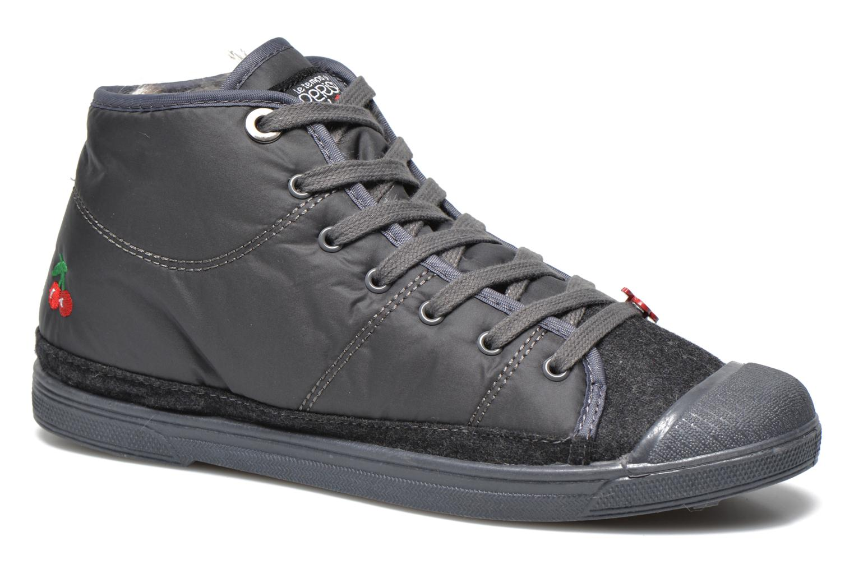 Sneaker Le temps des cerises Basic 03 doune grau detaillierte ansicht/modell