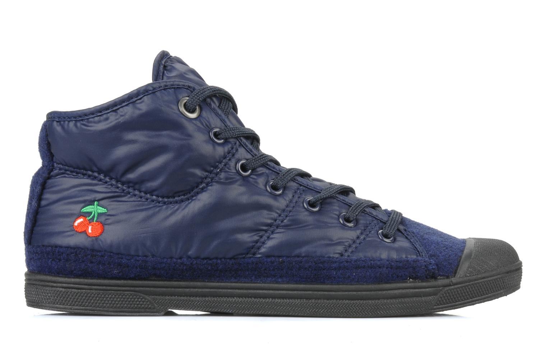 Sneakers Le temps des cerises Basic 03 doune Blauw achterkant