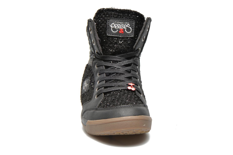 Sneaker Le temps des cerises Heritage schwarz schuhe getragen