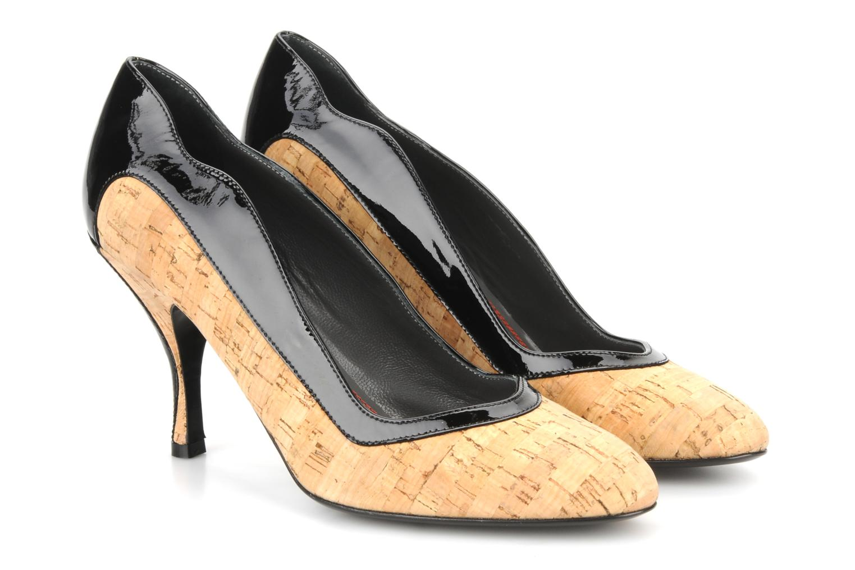 Zapatos de tacón Amelie Pichard Audrey Negro vista 3/4