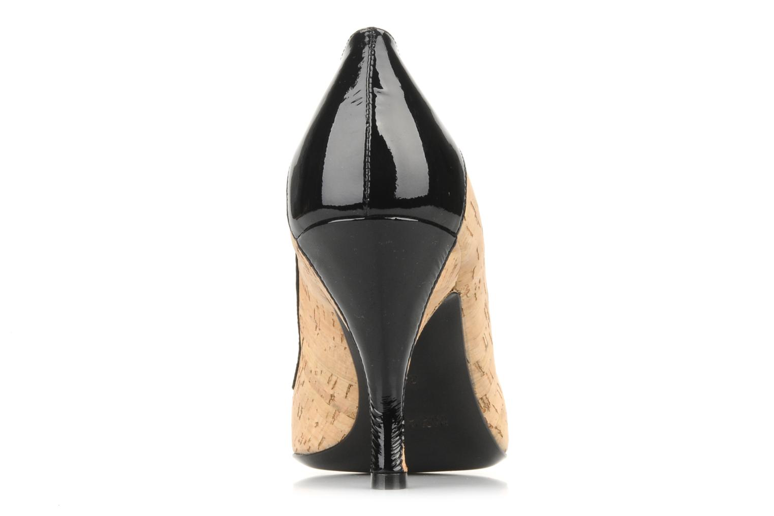 High heels Amelie Pichard Audrey Black view from the right