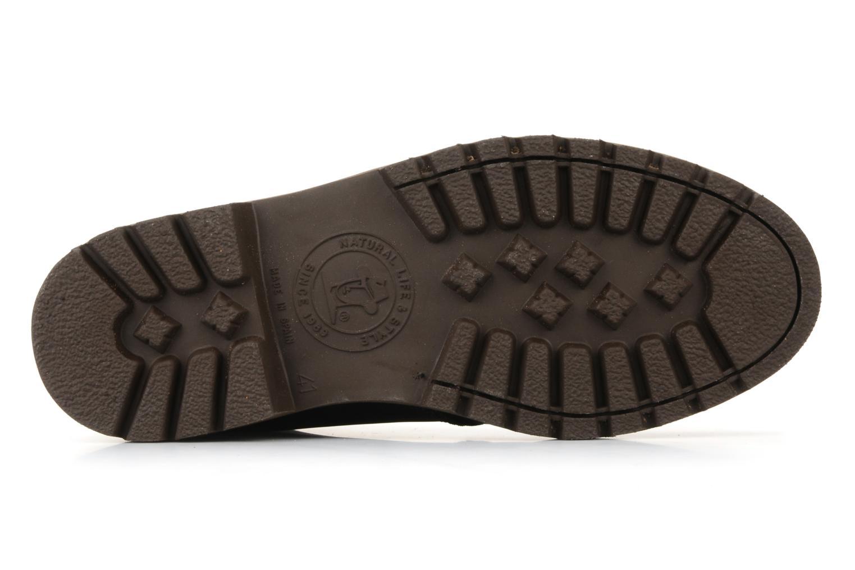 Chaussures à lacets Panama Jack Bota Panama M Marron vue haut