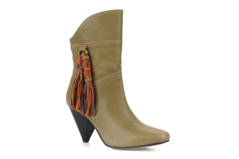 Bottines et boots Antik Batik July 1 lbo Beige vue détail/paire