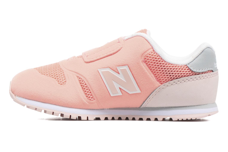 Sneaker New Balance Ka373 rosa ansicht von vorne