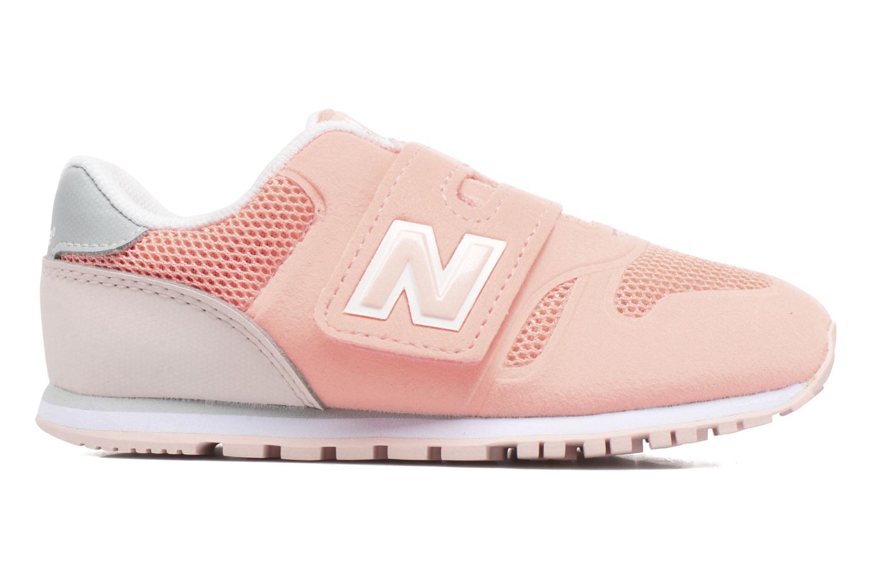 Sneaker New Balance Ka373 rosa ansicht von hinten