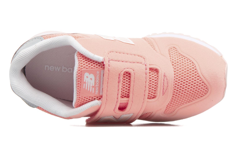 Sneaker New Balance Ka373 rosa ansicht von links
