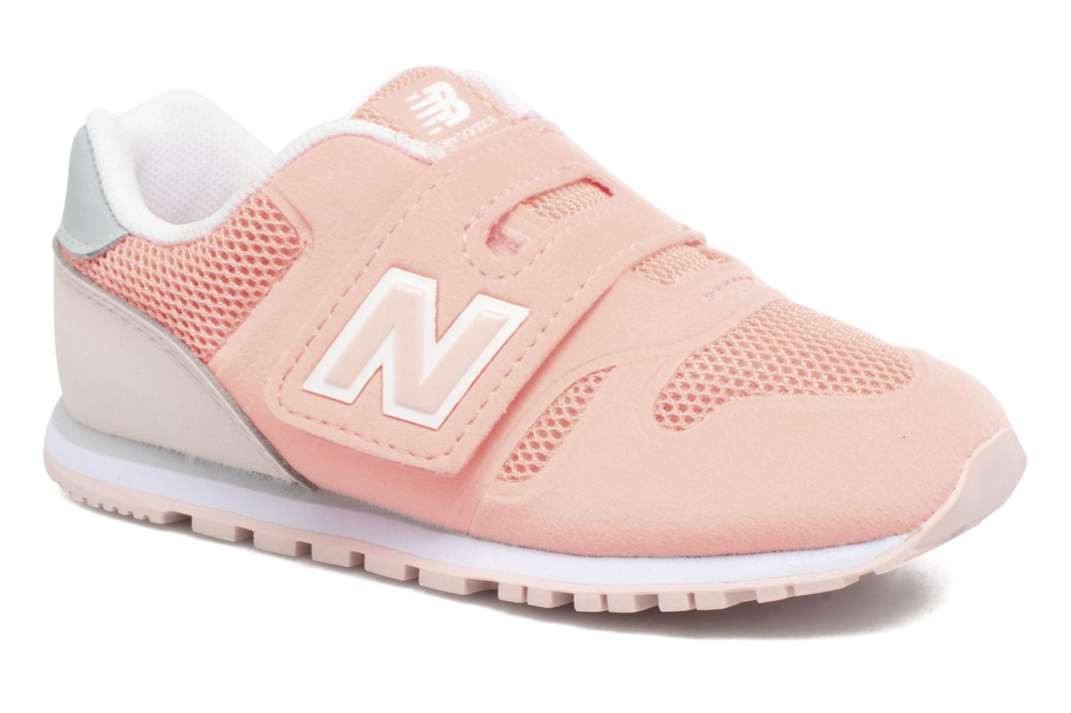 Baskets New Balance Ka373 Rose vue détail/paire