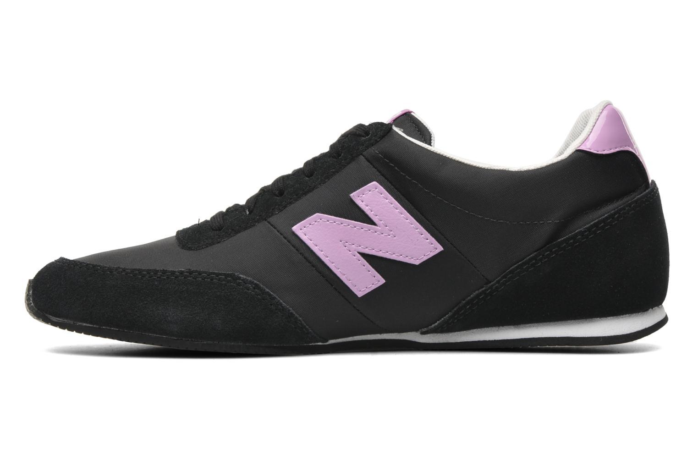 Sneakers New Balance S410 Zwart voorkant