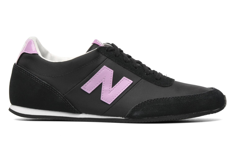 Sneakers New Balance S410 Zwart achterkant