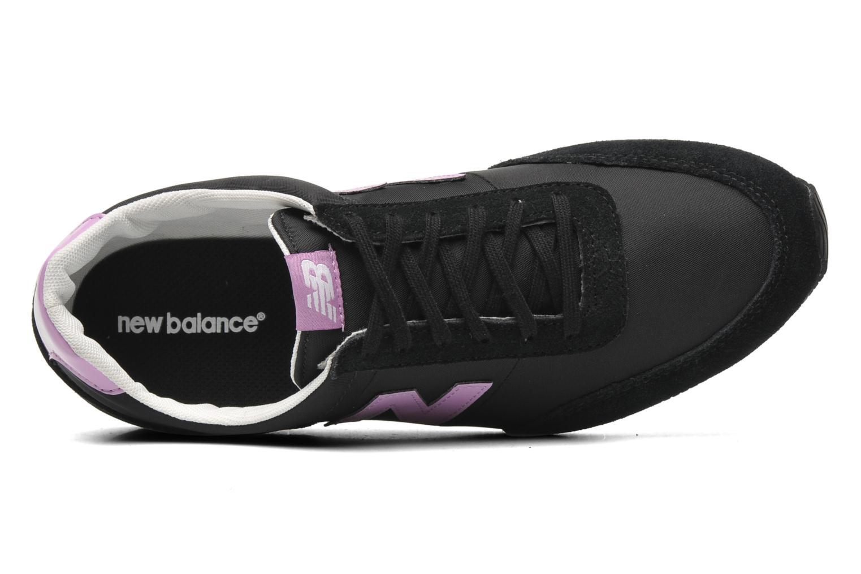 Sneakers New Balance S410 Zwart links