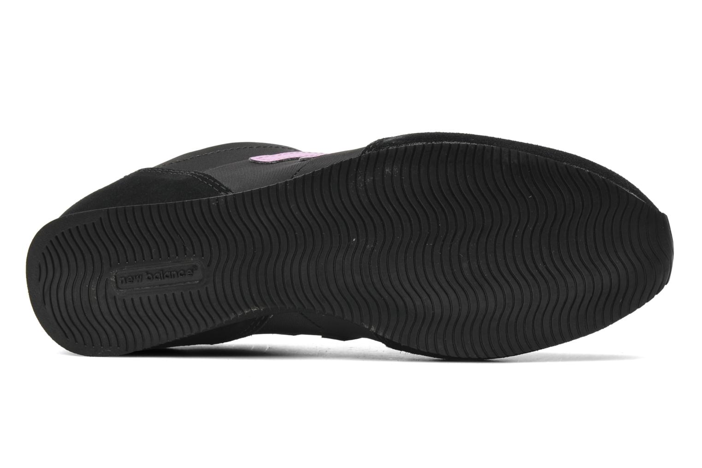 Sneakers New Balance S410 Zwart boven
