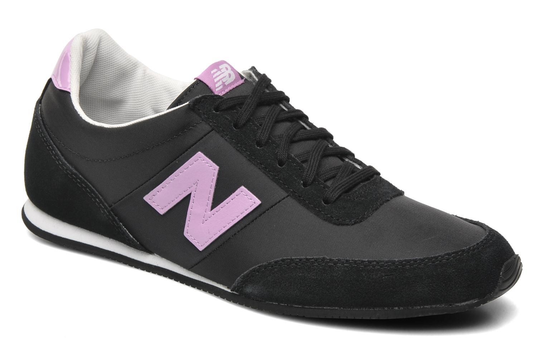 Sneakers New Balance S410 Zwart detail