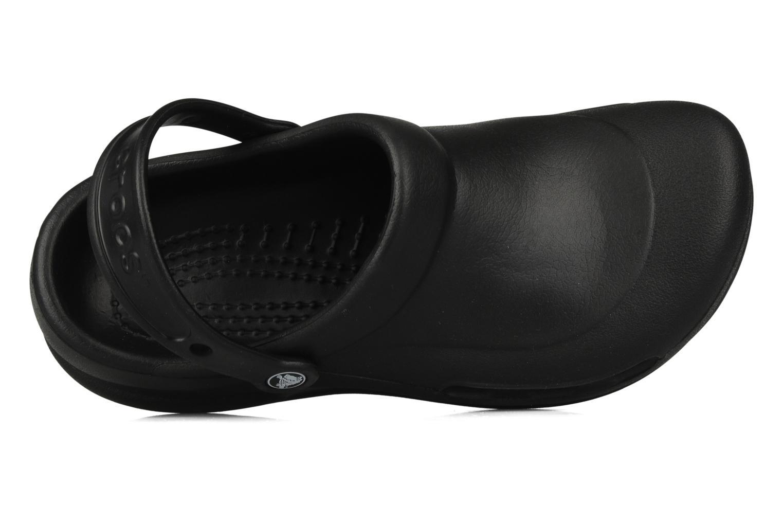Sandalen Crocs Bistro m Zwart links