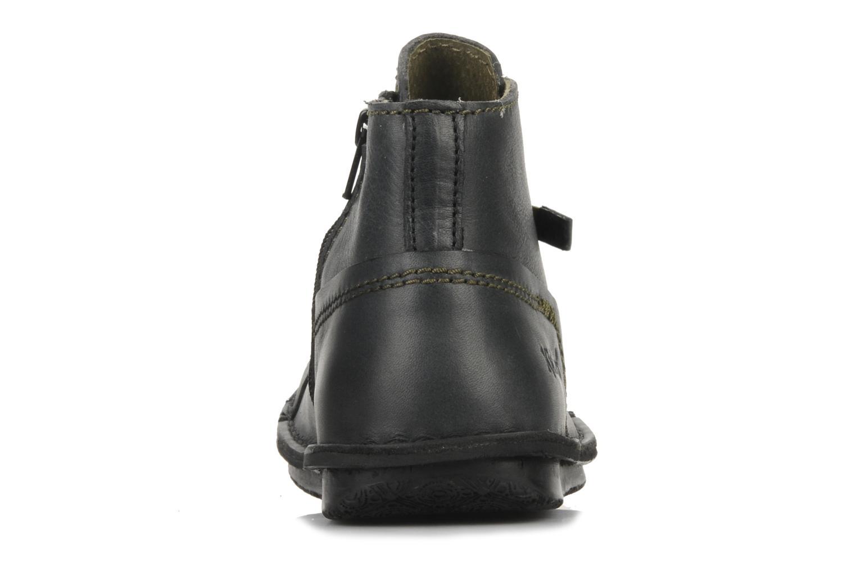Boots en enkellaarsjes Kickers Watcha Zwart rechts
