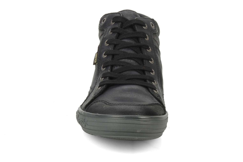 Baskets Kickers Jefi-grt Noir vue portées chaussures