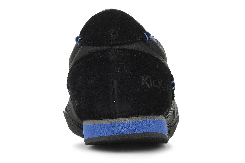 Sneakers Kickers Optimum Zwart rechts