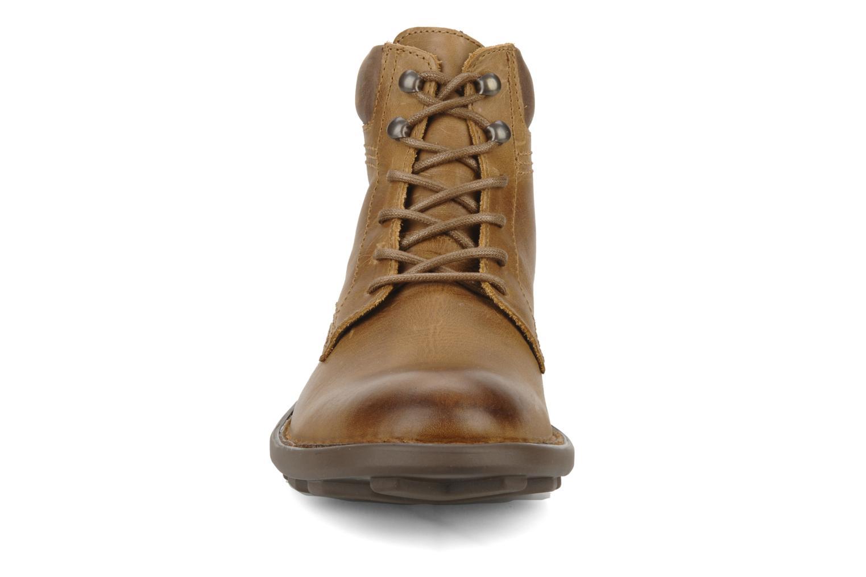 Bottines et boots Kickers Koloc Marron vue portées chaussures