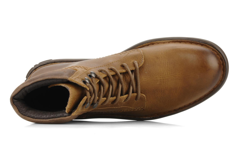 Bottines et boots Kickers Koloc Marron vue gauche