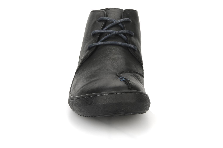 Chaussures à lacets Kickers Bingo Noir vue portées chaussures
