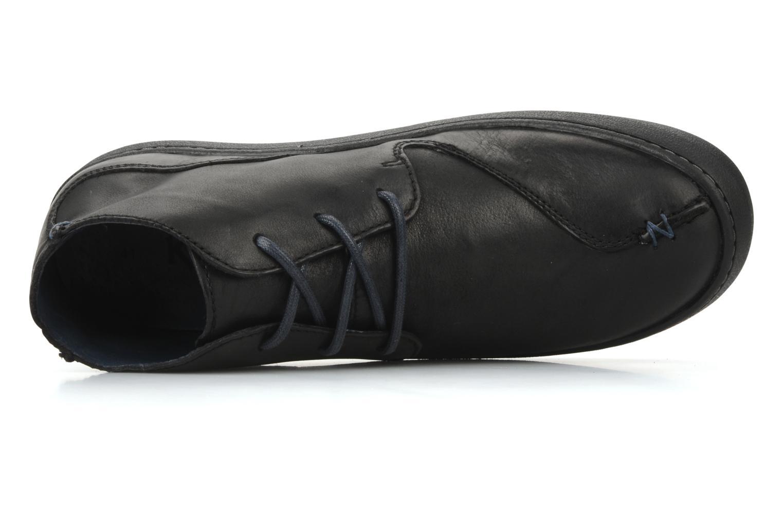 Chaussures à lacets Kickers Bingo Noir vue gauche