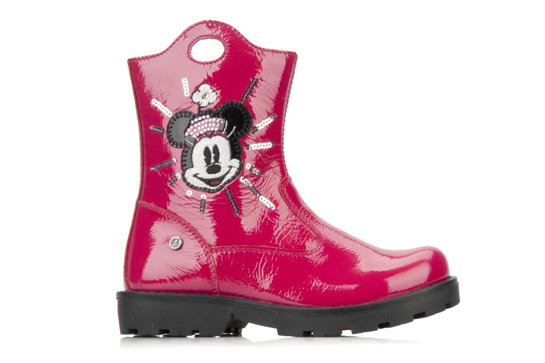 Stiefeletten & Boots Disney by Naturino Disney 758 rosa ansicht von hinten