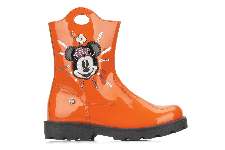Bottines et boots Disney by Naturino Disney 758 Orange vue derrière