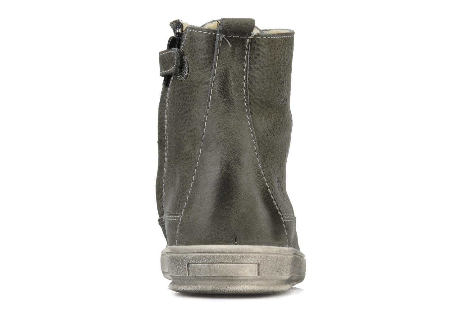 Ankle boots Acebo's Loupio Grey view from the right