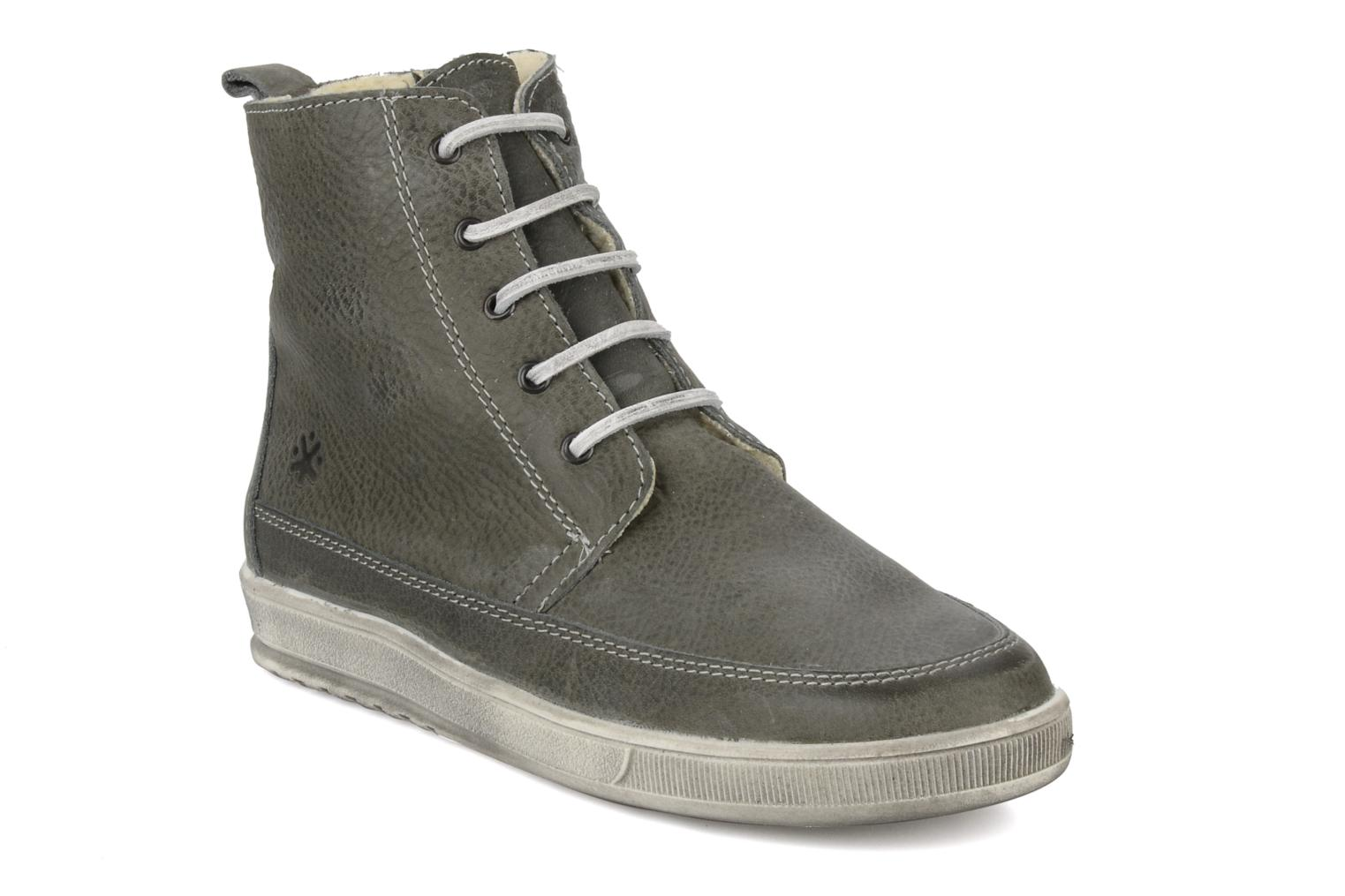 Ankle boots Acebo's Loupio Grey detailed view/ Pair view