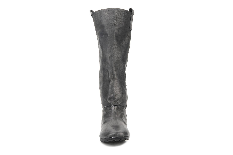 Stiefel Acebo's Stuppo grau schuhe getragen