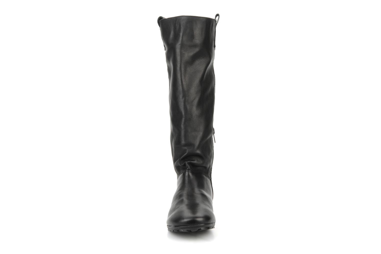 Bottes Acebo's Stuppo Noir vue portées chaussures