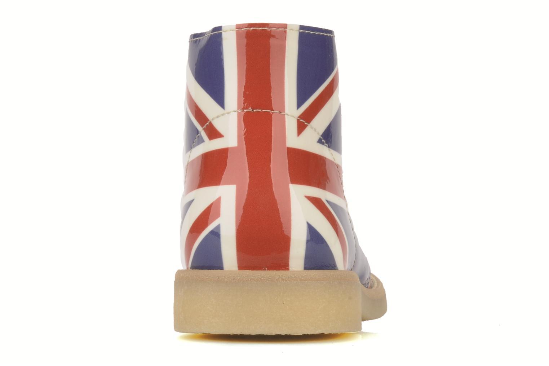 Bottines et boots Coco et abricot Dingl Multicolore vue droite
