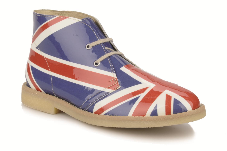Bottines et boots Coco et abricot Dingl Multicolore vue détail/paire