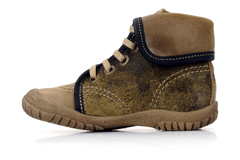 Bottines et boots Noël Mini fizz Marron vue face