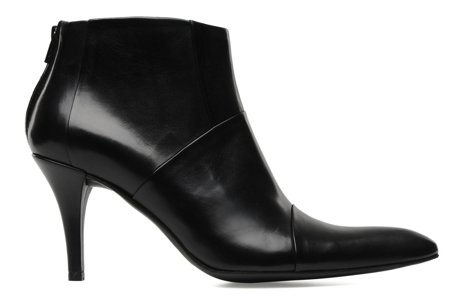 Ankle boots Free Lance Jaspe 7 low zip boot Black back view