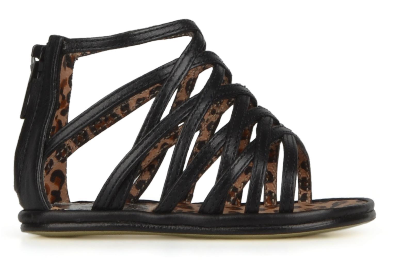 Sandales et nu-pieds Free Lance BB TWILY CAGE SANDAL Noir vue derrière