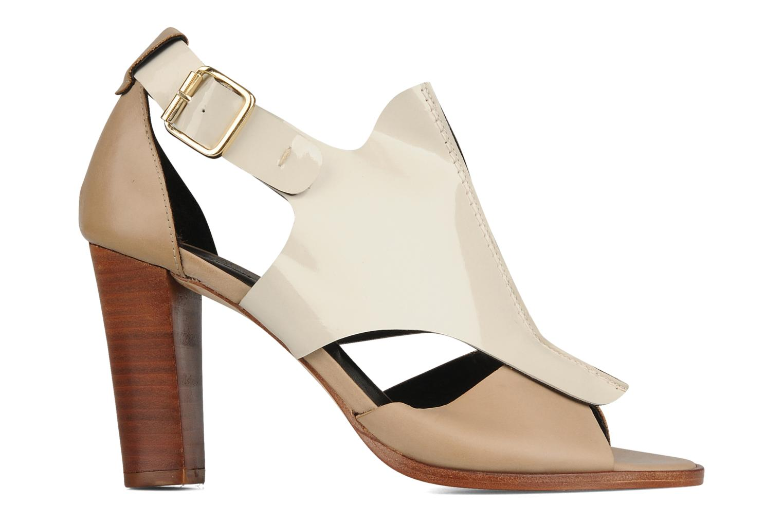 Sandal patch Creme