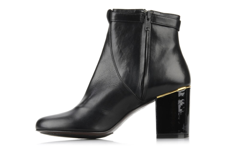 Bottines et boots Clergerie Hut Noir vue face